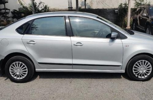 2012 Volkswagen Vento Diesel Breeze MT for sale in Hyderabad