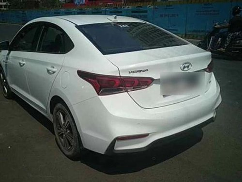 2018 Hyundai Verna CRDi 1.6 AT SX Plus in Mumbai