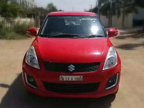 Used 2016 Maruti Suzuki Swift VDI MT for sale in Tiruchirappalli
