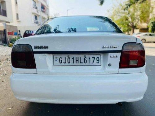 2006 Maruti Suzuki Baleno MT for sale in Ahmedabad