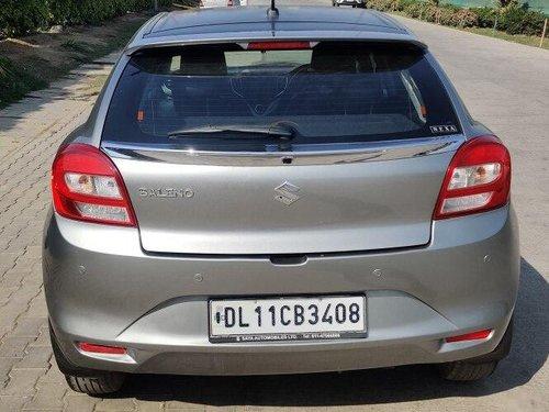 2017 Maruti Suzuki Baleno Alpha Diesel MT for sale in New Delhi