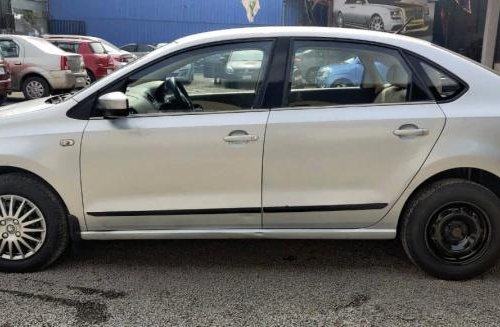2012 Volkswagen Vento Diesel Breeze MT for sale in Hyderabad-9