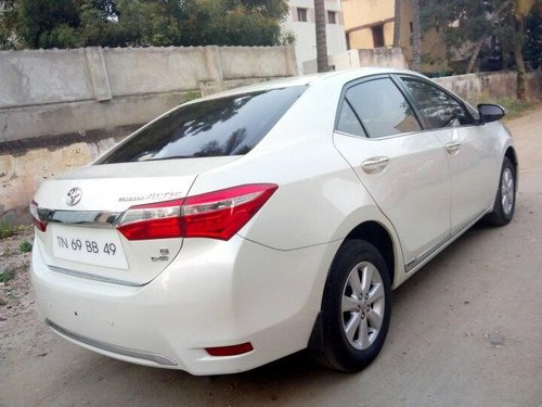 Used 2016 Toyota Corolla Altis D-4D G MT for sale in Coimbatore