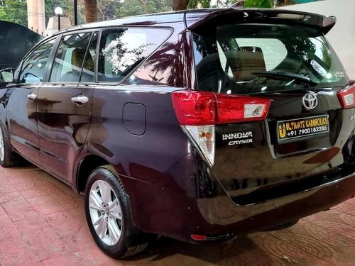 2016 Toyota Innova Crysta 2.8 ZX AT for sale in Mumbai