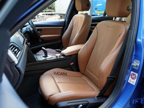 BMW 3 Series 320d M Sport 2017 AT in Chennai