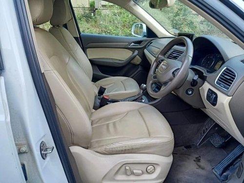 Audi Q3 2.0 TDI Quattro Premium Plus 2014 AT in Bangalore