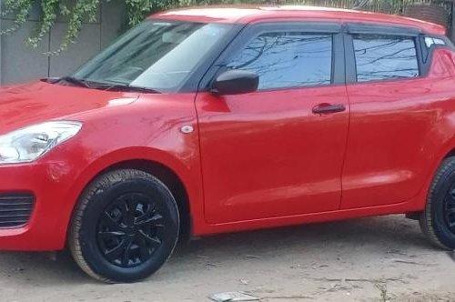 Used Maruti Suzuki Swift LXI 2020 MT for sale in New Delhi