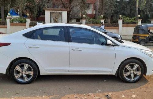 2018 Hyundai Verna CRDi 1.6 AT SX Option in Mumbai