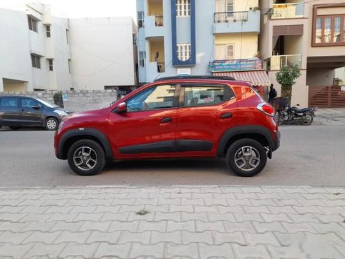 Renault KWID 2016 MT for sale in Bangalore