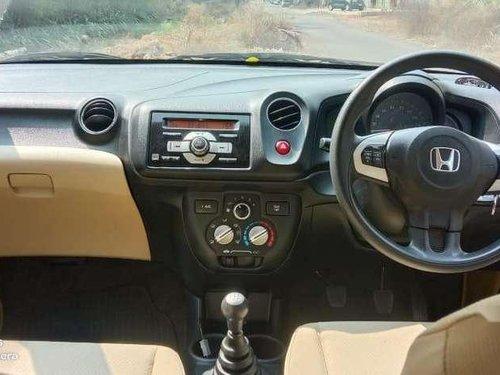 2015 Honda Brio S MT for sale in Nashik