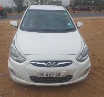 Used 2014 Hyundai Verna 1.6 SX VTVT AT in Bhubaneswar