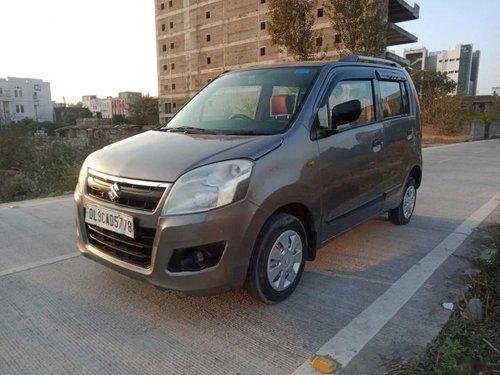 2014 Maruti Suzuki Wagon R CNG LXI MT in Faridabad