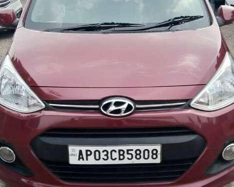 Used 2016 Hyundai i10 Sportz MT for sale in Vijayawada