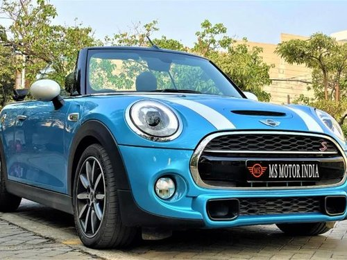 2016 Mini Cooper Convertible S AT in Kolkata