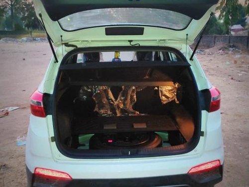 2017 Hyundai Creta 1.6 CRDi AT SX Plus for sale in Ahmedabad