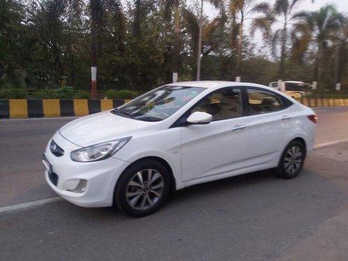 Used 2013 Hyundai Verna 1.6 SX VTVT AT in Mumbai