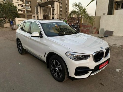 2018 BMW X3 xDrive30d M Sport AT in Ahmedabad