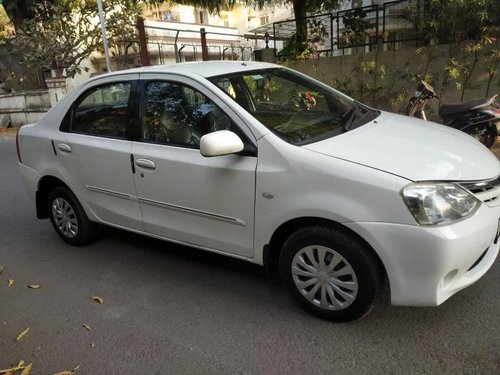 Used 2012 Toyota Etios GD SP MT in Ahmedabad