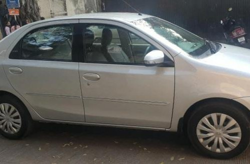 Used Toyota Etios V 2014 MT for sale in Pune