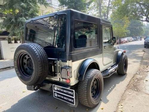 Used 2015 Mahindra Thar CRDe AC MT for sale in New Delhi