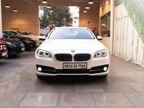 2016 BMW 5 Series AT for sale in Gurgaon