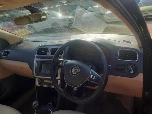 2017 Volkswagen Polo 1.5 TDI Highline MT for sale in Hyderabad