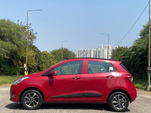 2017 Hyundai Grand i10 1.2 Kappa Sportz Option AT in Hyderabad