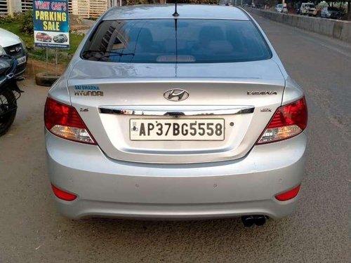 Used 2011 Hyundai Verna 1.6 SX MT for sale in Rajahmundry