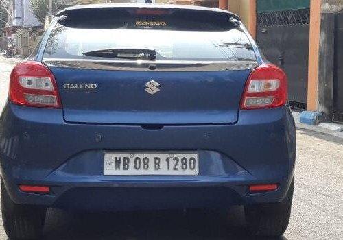 Used 2015 Maruti Suzuki Baleno Alpha MT in Kolkata