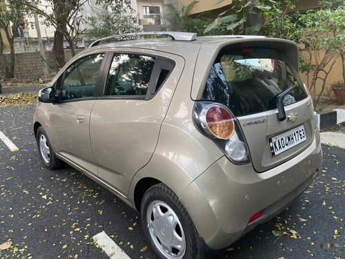 Chevrolet Beat LT 2010 MT for sale in Bangalore-9