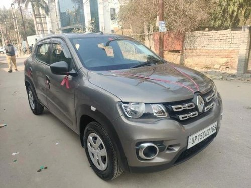 Used Renault Kwid RXL 2018 MT for sale in Noida