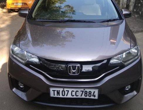 2015 Honda Jazz VX CVT AT for sale in Chennai