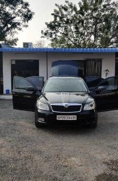 Used 2011 Skoda Laura 1.9 TDI AT Ambiente in Hyderabad-7