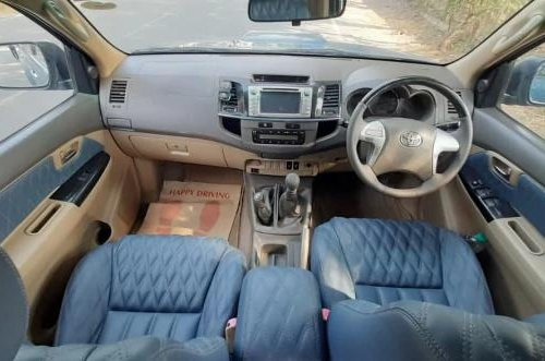 Used 2012 Toyota Fortuner 4x4 MT for sale in Dehradun