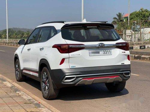 2019 Kia Seltos GTK MT for sale in Goa