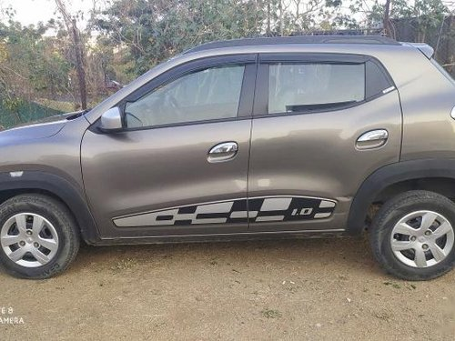 Used Renault KWID 2017 MT for sale in Hyderabad