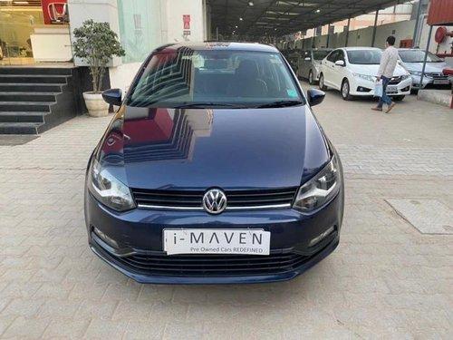Used Volkswagen Polo 1.5 TDI Comfortline 2016 MT in Gurgaon