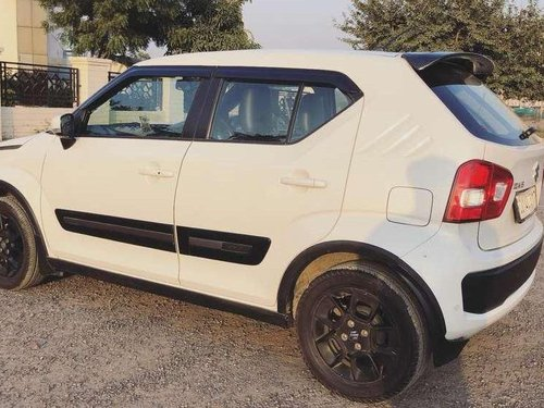 2017 Maruti Suzuki Ignis Zeta MT for sale in Faridabad