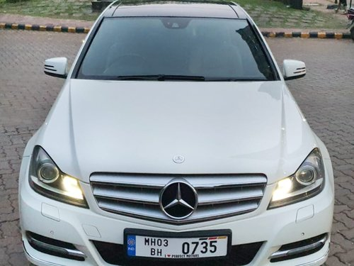 Used 2012 Mercedes Benz C-Class low price