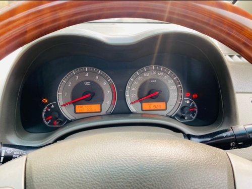 2011 Toyota Corolla Altis in North Delhi