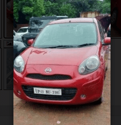Used 2015 Nissan Micra XL CVT AT for sale in Meerut