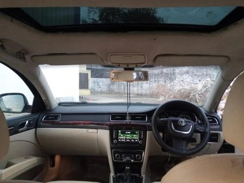 Used 2009 Superb Elegance 2.0 TDI CR AT  for sale in Kanpur