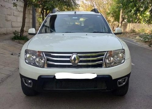 Used 2015 Duster 110PS Diesel RxL  for sale in Bangalore