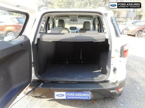 Used 2017 EcoSport Titanium Diesel  for sale in Chennai