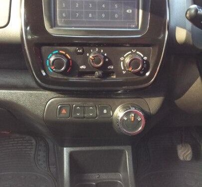Used 2017 KWID  for sale in Thane