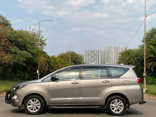 Used 2016 Innova Crysta 2.4 VX MT  for sale in Hyderabad