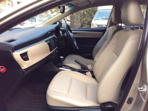 Used 2014 Corolla Altis VL AT  for sale in Thane