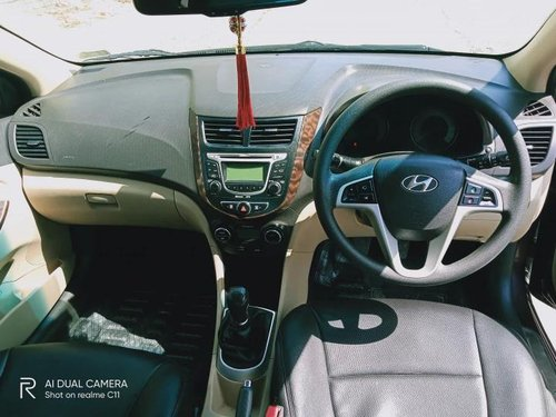 Used 2013 Verna 1.6 SX VTVT  for sale in Indore