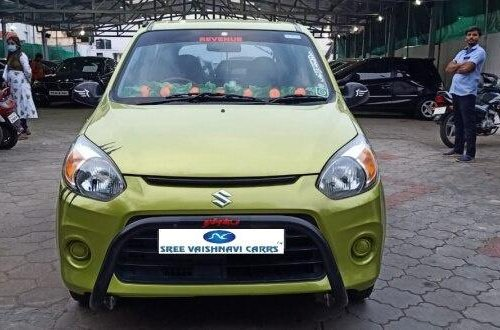 Used 2016 Alto 800 LXI Optional  for sale in Coimbatore