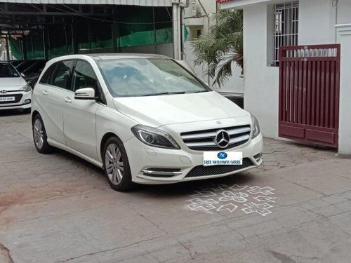 Used 2013 B Class B180 Sports  for sale in Coimbatore